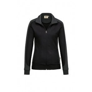 Damen-Sweatjacke Contrast Performance